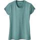 Patagonia Glorya Shortsleeve Shirt Women teal